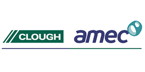 Clough AMEC Logo